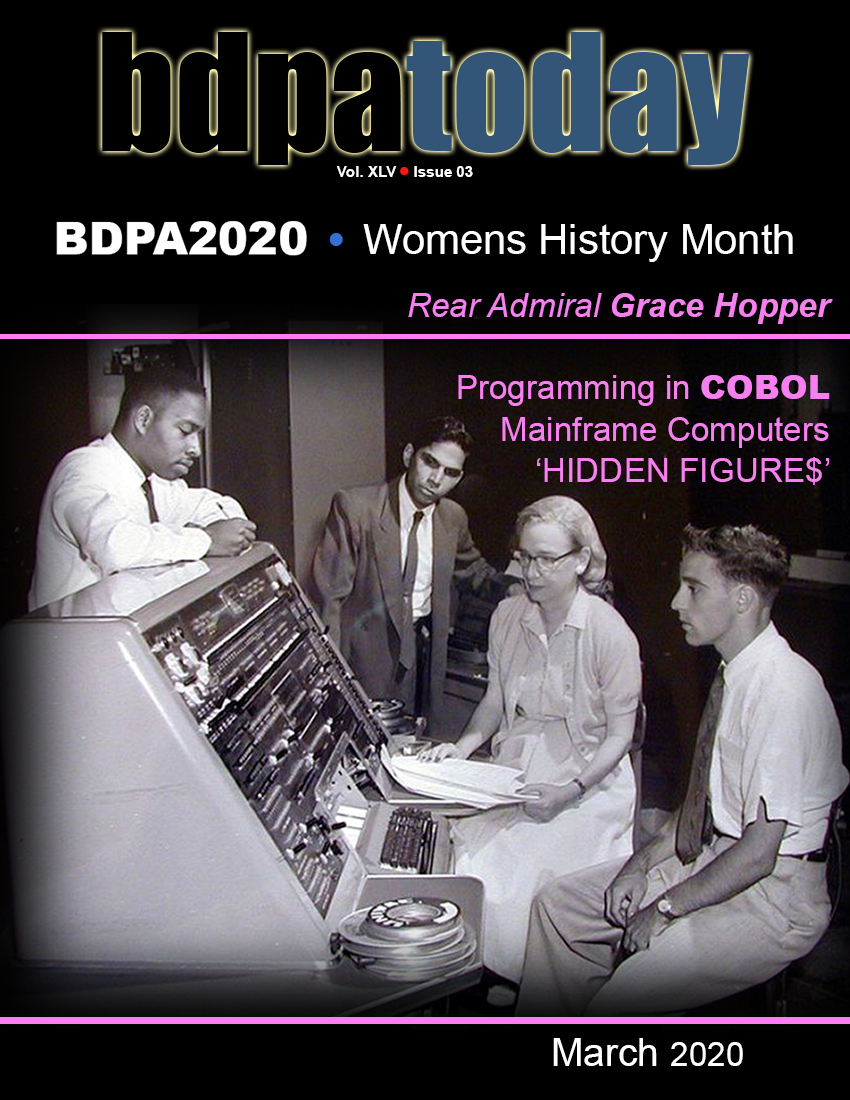 March 2020 | Womens History Month
