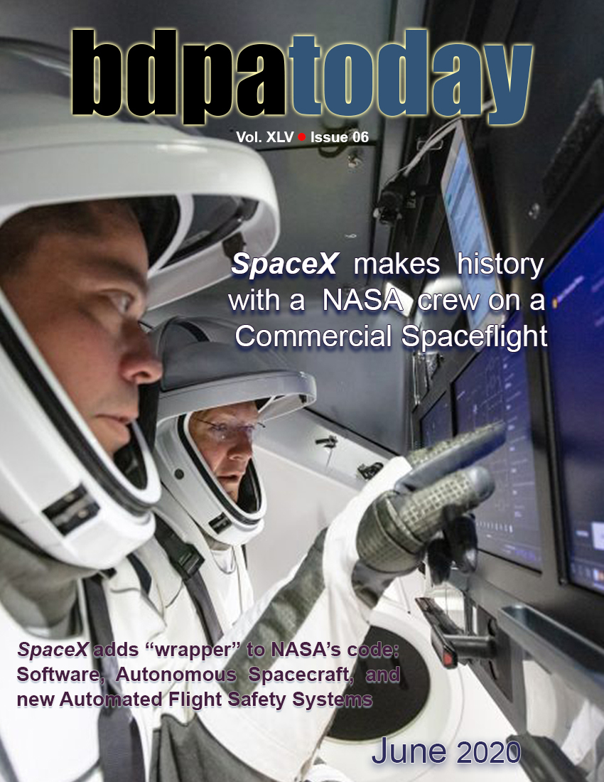 Discover more in the June 2020 edition of bdpatoday